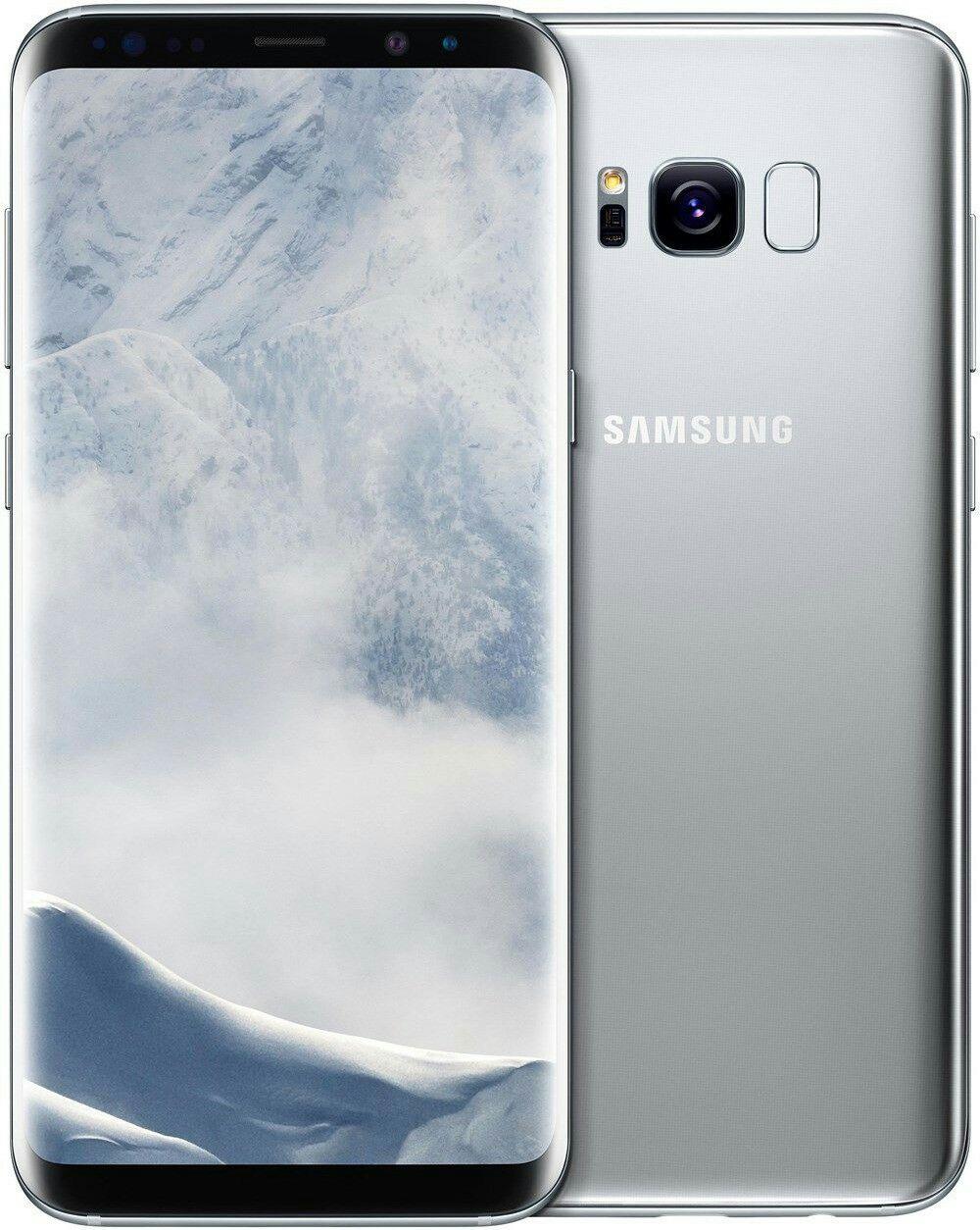 """[Schweiz] Samsung Galaxy S8+ (Plus) Smartphone 6.2"""" - Exynos 8895, 4GB, 64GB, Arctic Silver (Interdiscount.ch)"""