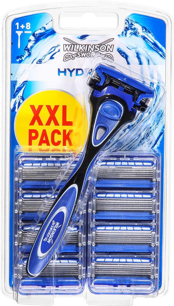 Kaufland: Wilkinson Hydro 5 Klingen im 8+1 Pack