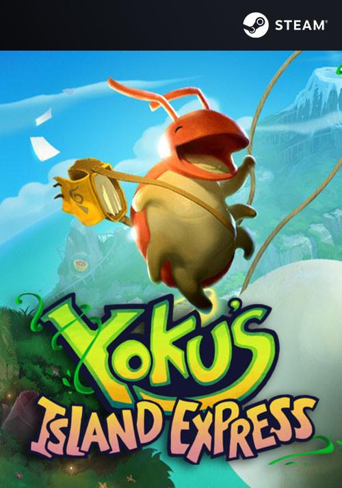Yoku's Island Express (Steam) für 7,75€ (MMOGA)