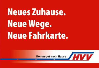 (Lokal) (Hamburg) 1Woche kostenlos Bus und Bahn fahren für neu Hamburger