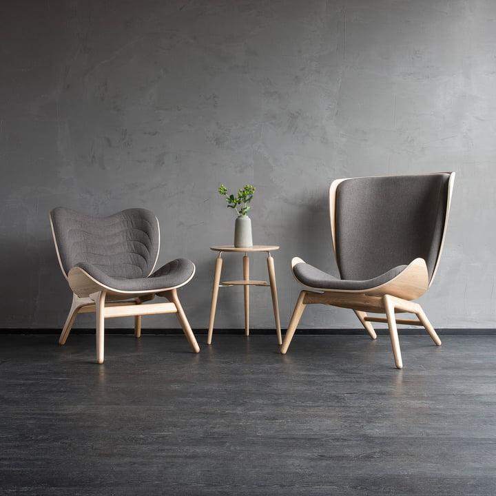 """Design-Sessel von Umage - """"A conversation piece"""" oder """"The Reader"""" ca. 25% unter idealo [Connox]"""