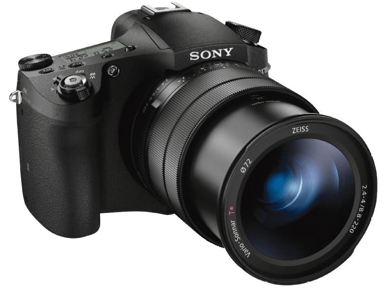 "Foto Late Night Shopping: z.B. Sony Cyber-shot DSC-RX10 Mark III (20.2 MP, 25x Zoom, 3 Objektivringe, OLED-Sucher, 4K-Video, 3""-Display)"