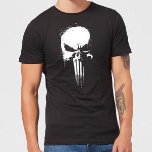 Marvel The Punisher Paintspray T-Shirt (offiziell lizenziert, 100% Baumwolle)