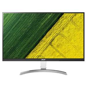 "[cyberport] Acer RC1 RC241YU 23.8"" WQHD Monitor (2560x1440, IPS, 100% sRGB, 60Hz, AMD FreeSync, 300cd/m2, 4ms, 8 Bit, DVI, HDMI, DP, VESA)"