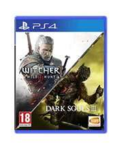 The Witcher 3 & Dark Souls 3 (PS4/Xbox One) für 28,35€ (Base UK)