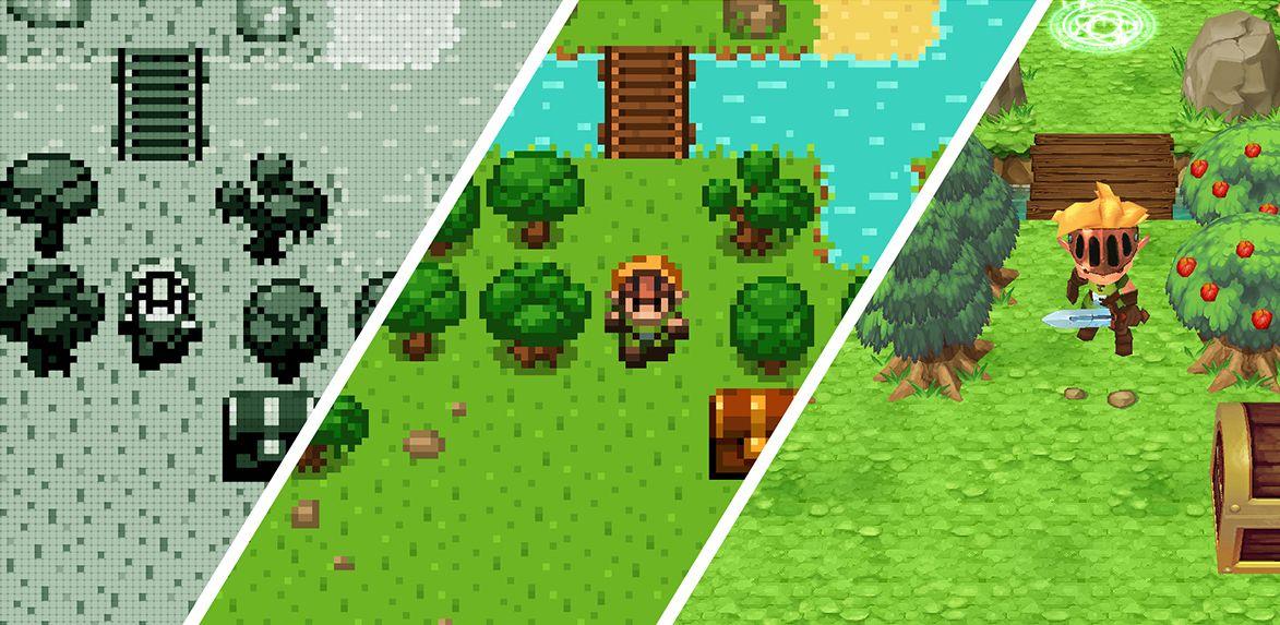 Evoland für Android für 0,99€ statt 8,99€  - Spiel die RPG Geschichte durch!