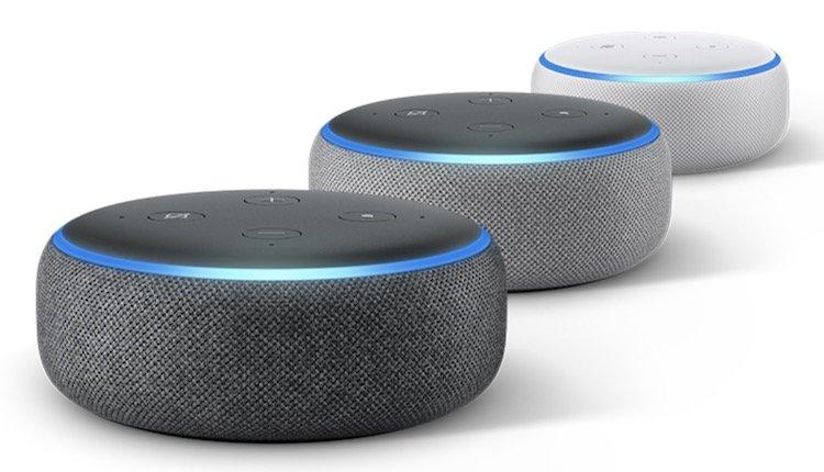 Amazon Echo Dot (3.Gen) für 36,99€ [Otto/paydirect]