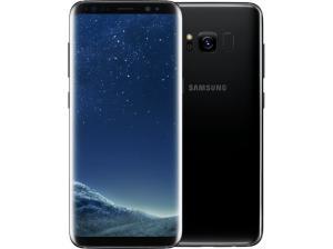 Samsung Galaxy S8 (5,8 Zoll (14,7 cm) 64GB interner Speicher, Android OS (Midnight Black) für 323,40€ (Media Markt Schweiz)
