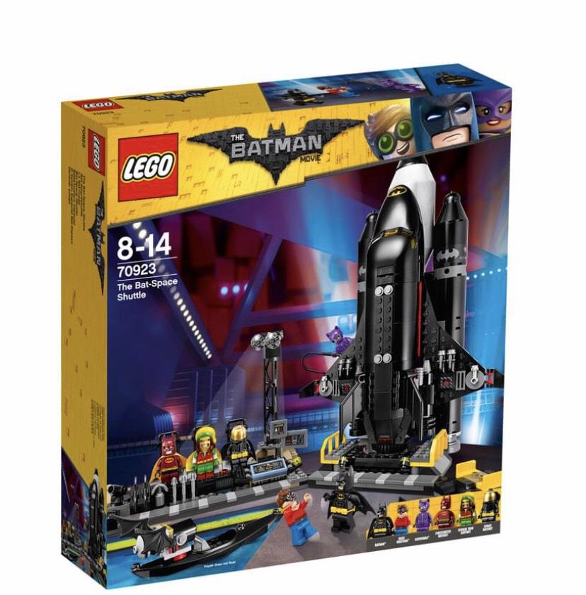 Lego Batman 70923 Space Shuttle incl Versand für 50,99€
