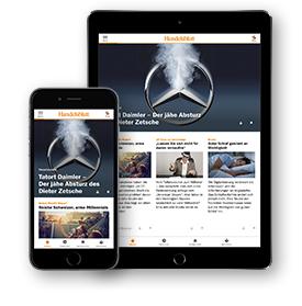 [Studenten] Handelsblatt Premium Digitalabo 6 Monate für 6,00 €