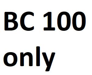 BC100 Nutzer: 120 Euro DB Gutschein nur für Bahncard 100 Nutzer