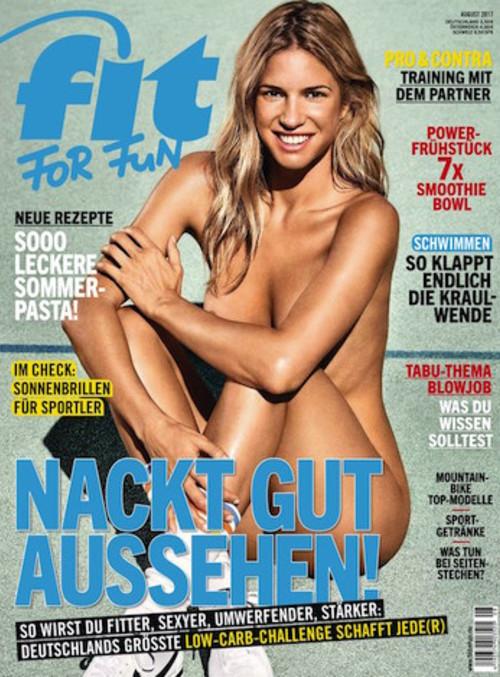 Fit for Fun Abo - 1 Jahr (12 Ausgaben) für 43,20 € mit 40,00 € Verrechnungsscheck