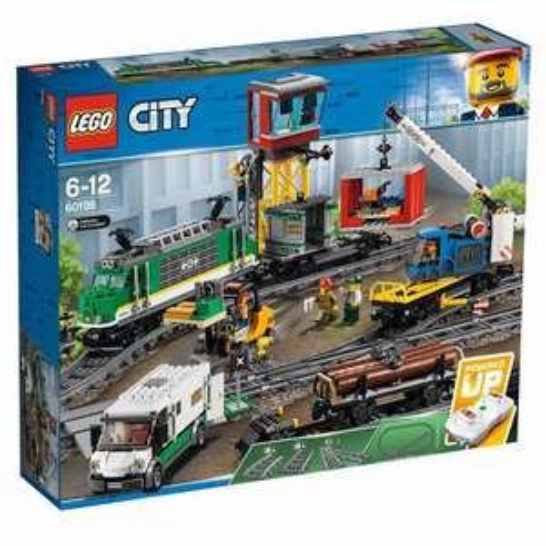 LEGO City 60198 Güterzug bei Spielemax