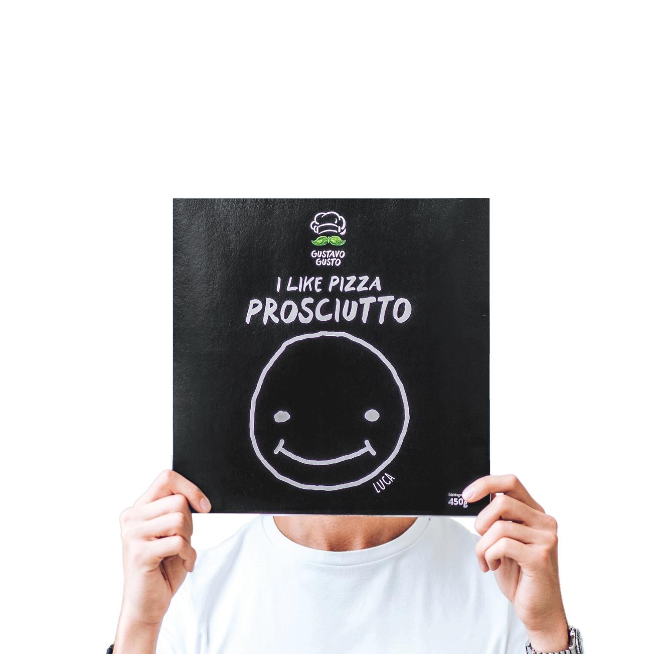 [Rewe, Edeka] Youtuber-TK-Pizza von Gustavo Gusto für 3,49€ statt 3,99€ bis zum 20.10.