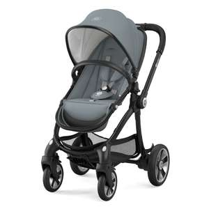 Superdeal Kiddy Kinderwagen Evostar 1 Steel Grey