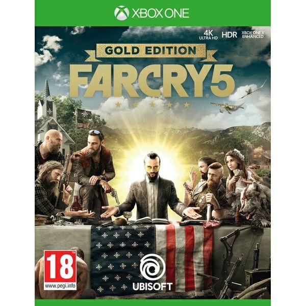 Far Cry 5Gold Edition (Xbox One)