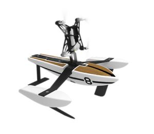 (ebay) Parrot Hydrofoil Drone - als Quadcopter oder als Boot nutzbar