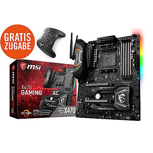 [Bundle] MSI X470 Gaming M7 AC + SteelSerie Stratus XL