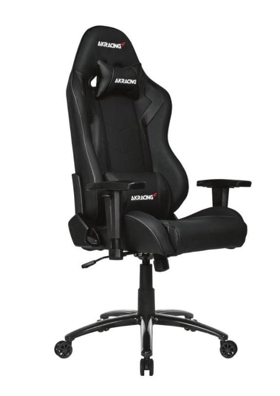Gaming-Stuhl AKRacing Core SX (schwarz, schwarz/rot, schwarz/blau)