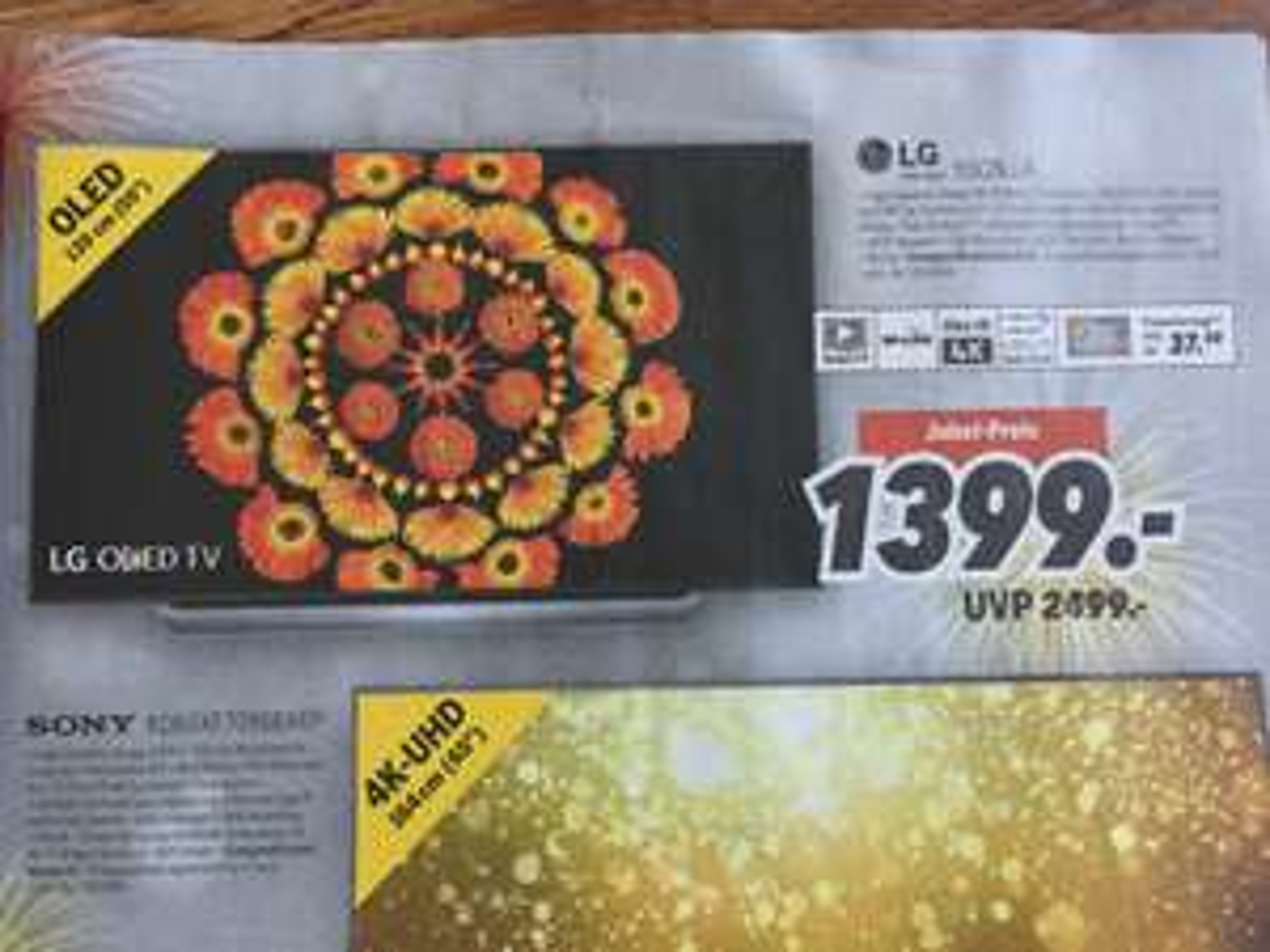 "[Lokal Medimax Andernach] LG OLED 55C8 55C8LLA 55"" 4K HDR TV Fernseher"