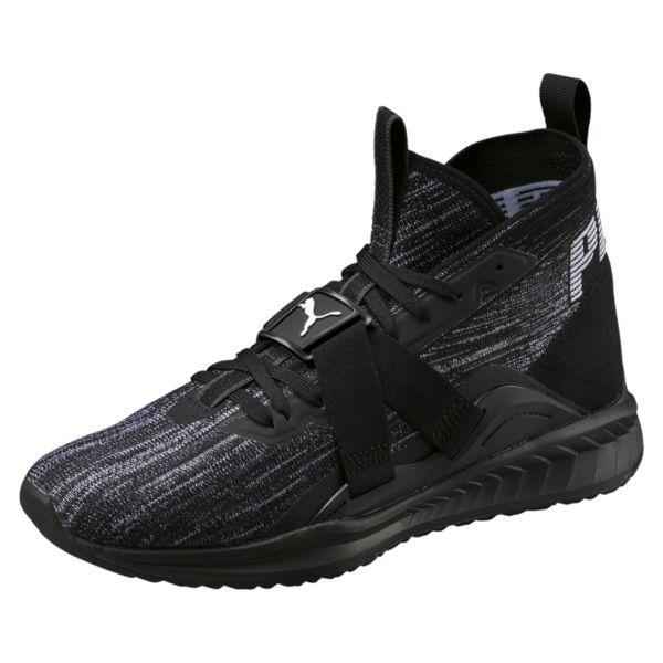Puma IGNITE evoKNIT 2 Sneaker in Schwarz oder weiß