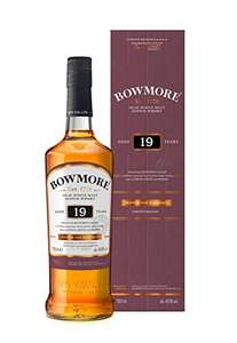 [Amazon.de] Bowmore Islay Single Malt Scotch Whisky 19 Jahre - Limitierte Edition