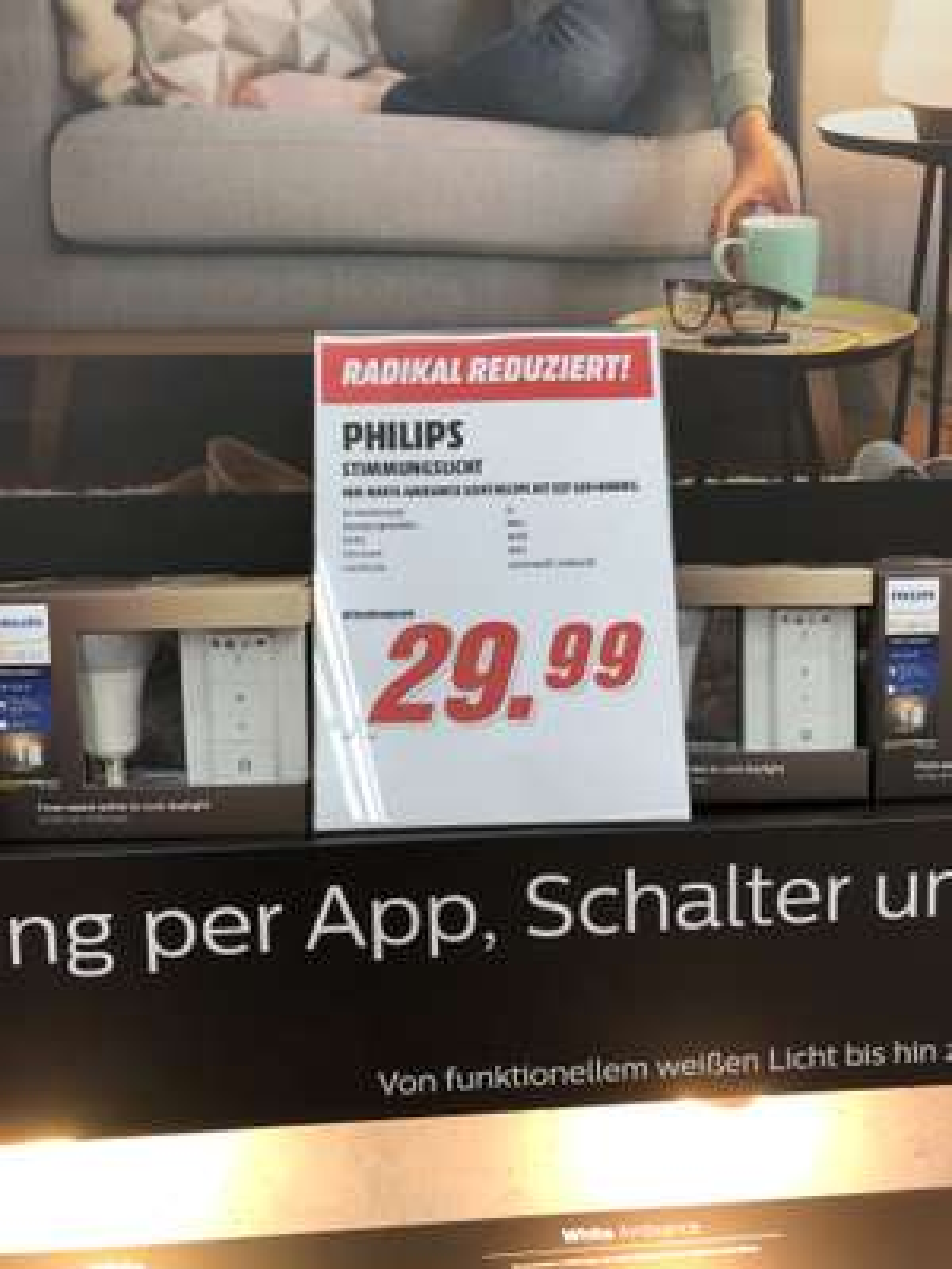 (Lokal MM Bonn/Bornheim) Philips Hue White Ambiance Kit
