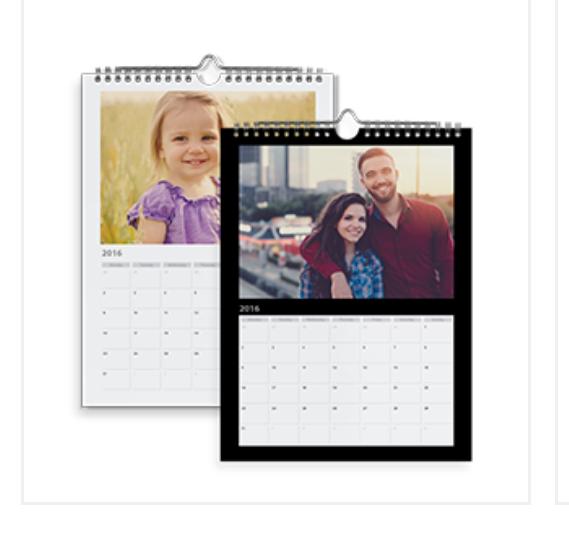 [PHOTOBOX] DIN A4 Fotokalender 2019 mit eigenen Bildern für 4,90€ inkl. Versand