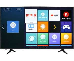 "[ao@eBay] Hisense H65AE6030 - 65"" 4K UHD Smart TV (VA, Direct LED, HDR10@8bit+FRC, 60 Hz, VIDAA U)"