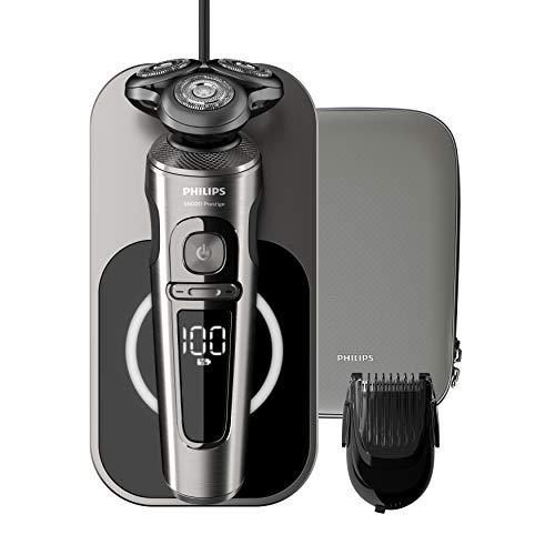 Philips Series S9000 Prestige - Modelle SP9860/16 & SP9820/18 - Elektrischer Nass- und Trockenrasierer