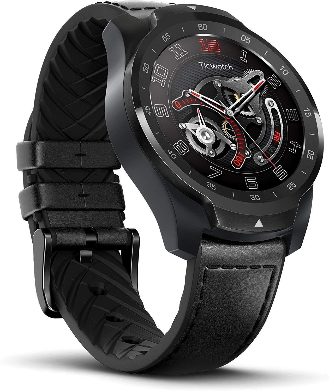 Ticwatch Pro plus Ticband kostenlos dazu
