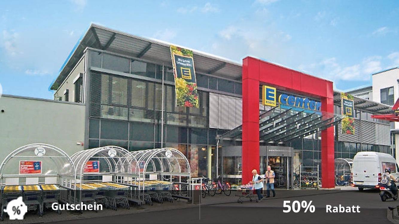 (Vorankündigung)50€ Gutschein für 25€ plus Vsk. EDEKA ZURHEIDE(Bottrop, Oberhausen und Gladbeck)