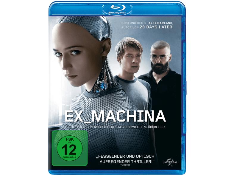 5 Blu-rays für 25€ (Auswahl aus 573 Titeln) bei Media Markt, z.B. mit Ex Machina, 13 Hours - The Secret Soldiers of Benghazi, ...