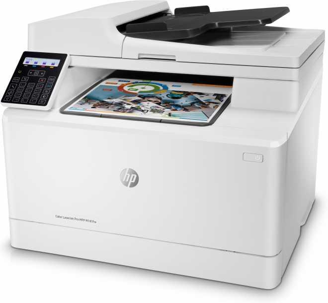 (Technomarkt.de) Hewlett-Packard HP Color LaserJet M181fw für 199€ bei Expert