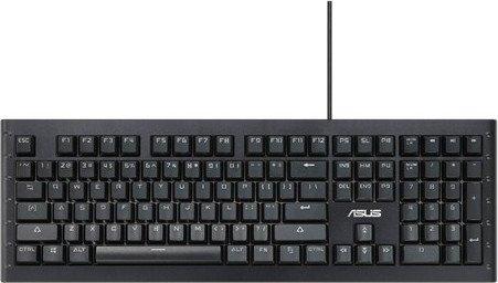 Asus ROG Sagaris GK1100 mechanische Gaming-Tastatur mit Cherry MX-Blue-Switches (beleuchtet) für 59€ [Computeruniverse]