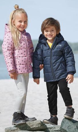 Mode für Babys, Kleinkinder und Kinder ab morgen bei [Lidl] z.B. Winterjacke für 9,99€