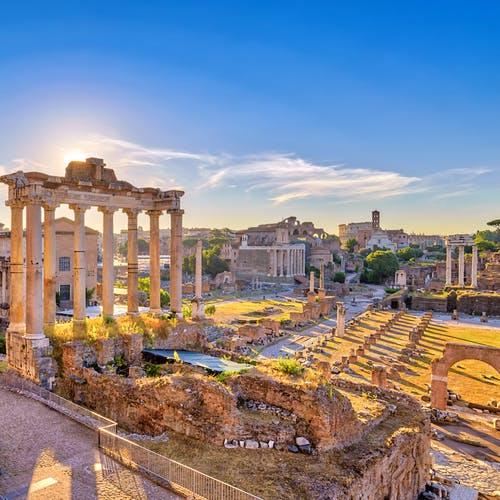 3 Tage Rom Reise mit Hin- und Rückflug von Köln/Bonn im 3 Sterne Hotel mit Frühstück für 2 Personen für 148€ im Februar 2019
