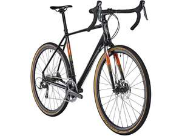 Serious Grafix Gravel Fahrrad Tiagra alle Größe, Farbe schwarz oder petrol