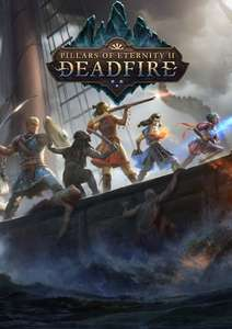 Pillars of Eternity II: Deadfire (Steam) für 13,28€ (CDkeys)