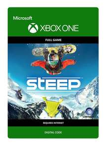 Steep (Xbox One) für 5,52€ [CDKeys]