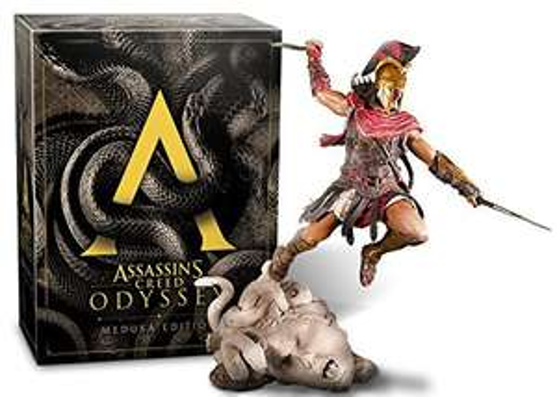 Assassins Creed Odyssey Medusa Edition PS4 109,99