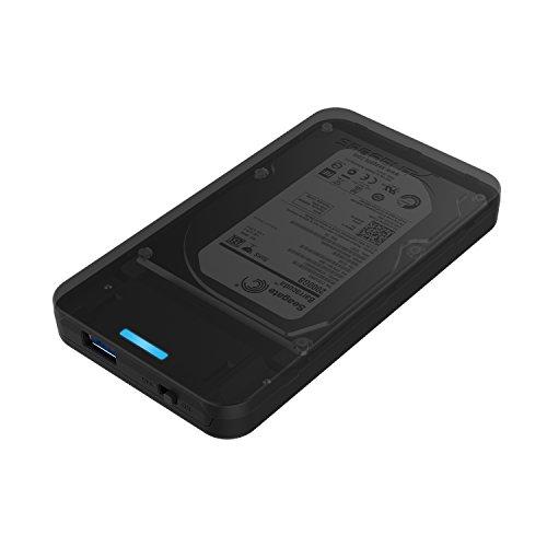 externes 2,5-Zoll Gehäuse   USB3.0   Amazon