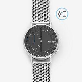 Skagen Hybrid Smartwatch Milanaise  (20% Rabatt zu Idealo Bestpreis)