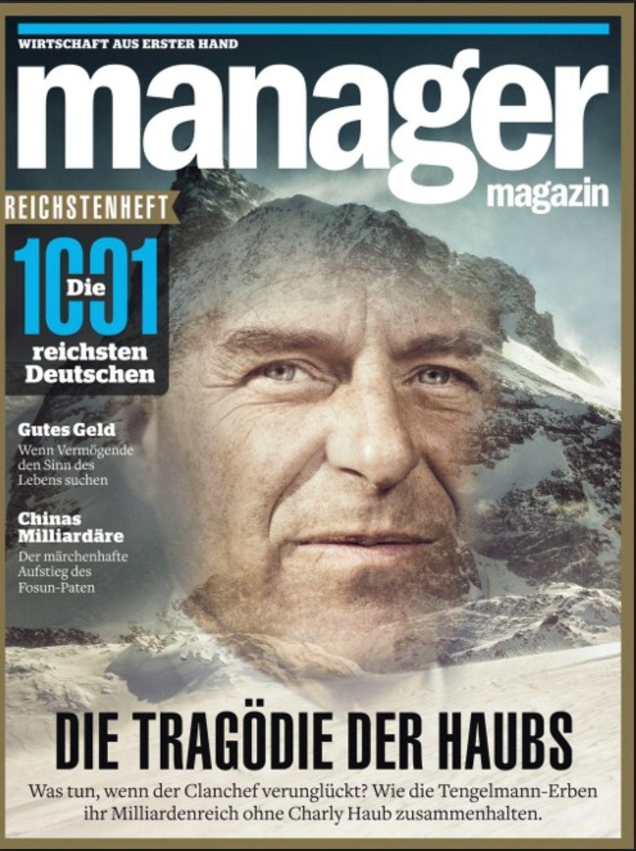 [Spartanien] 3 Ausgaben Manager Magazin lesen, €15 Amazon Gutschein vom Verlag + €10 Guthaben bei Spartanien erhalten