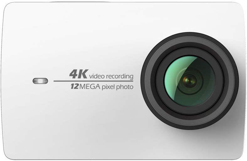 Yi 4K Action Kamera Weiß