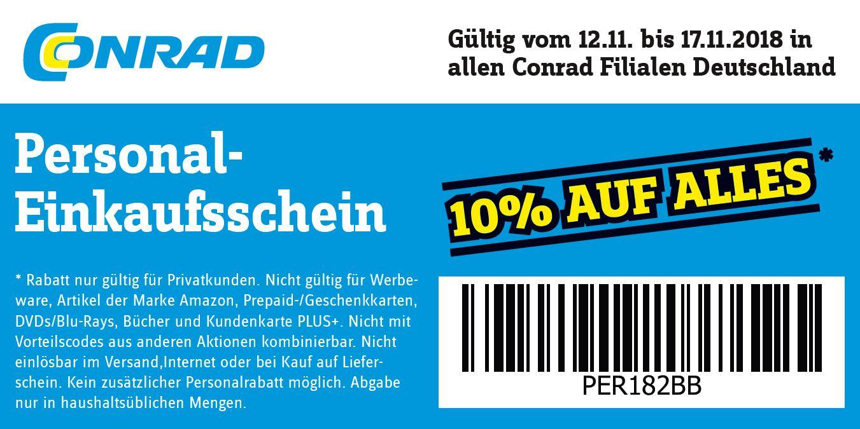 10%-Conrad-Gutschein