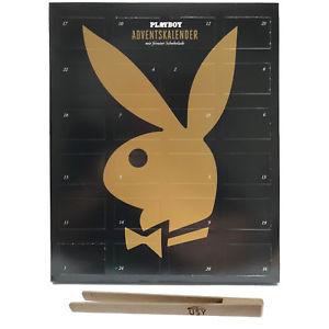 2x Playboy Adventskalender + 4 Ausgaben Playboy für 26€