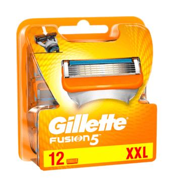 Gillette Fusion 2,33€/Klinge im 12er Pack bei DM