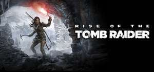 Rise of the Tomb Raider 20 Year Celebration Steam Key