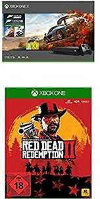 Xbox One X Forza Horizon 4 & Forza Motorsport 7 Bundle + Red Dead Redemption 2 [Xbox One]